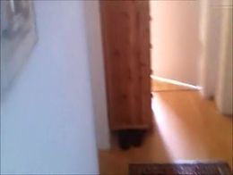 In my free amatuer porn clip, I get excited by screwing with my bf. We're in a WC and I&#0...