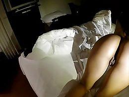 Dandole por el culo a esta rica Colombiana de Medellin