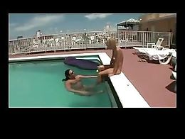 I stayed at the Rooftop Swinger Resort in Hollywood Fla. Great place, clothing optional pool an...