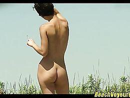 Hot Ass Nude amateur Milfs beach Voyeur Closeup. Watch more on BeachVoyeurHD.Com