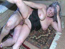 OldNanny Sexy nurse shower granny, Granny with grandpa have sex