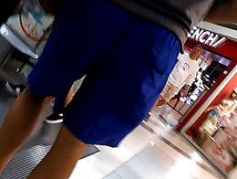 image Boso sa escalator ng sm the block first time ko