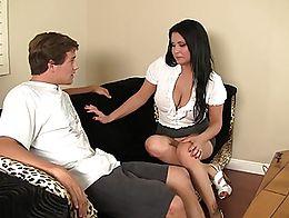 Eroticax unexpected good ending to romantic date 9