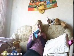 Hot MILF Mature Amateur webcam camshow private Chat masturbate 3