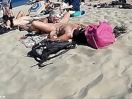 Nude Beach Sex 3
