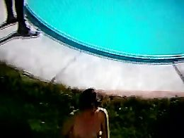 Candy cam at pool 1