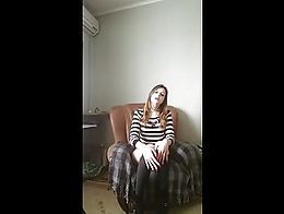 If you want more video with her, just ask me. She sells video with foot fetish, etc.