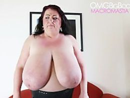 Big Boobs BBW Bouncing Breasts
