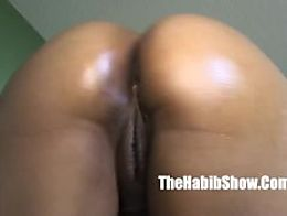 She loves bbc slober thick lusty red booty fucked trap freak