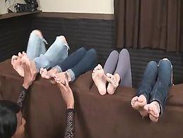 Musical Feet Tickling Sexy