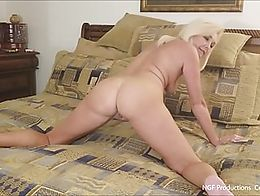 Hot blonde Paris is teasing you with her fine slut ass and waiting for your load. Get the full ...