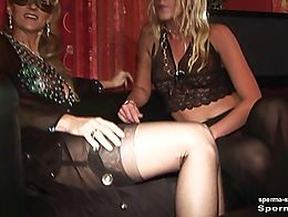 Natascha´s + Luna´s extreme creampie + cumshot GB. Full of fucking and blow jobs. Creampies +...