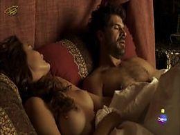 Blanca Espino follando desnuda en Isabel
