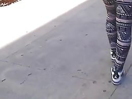 Leggings walk