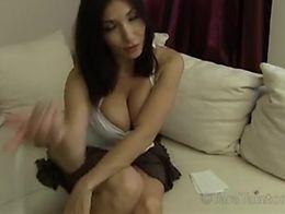 Tara Tainton Exclusive POV Video Experience featuring: masturbation instruction games stripteas...