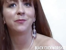 I'm 20 years old and I've been fucking big black cocks since I can remember. I've always liked ...
