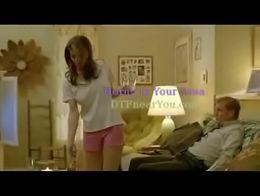 Alexandra Daddario big tits in a sex scene