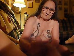 l love to fist fuck my man and watch his cum shoot over my hands and its fun to jac him off I a...