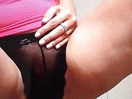Peeing my panties