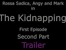 The Kidnapping - First Ep Part 2 - Trample Femdom