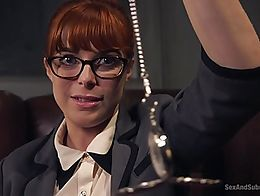 Kidnapping victim Mona Wales turns tables on her captors Tommy Pistol and Xander Corvus with ps...