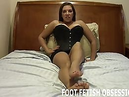 My skin is even softer than it looks. If you touched my feet one time, I know your cock would g...