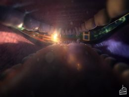 Swallowed by Jackal insane interior POV endo scenes