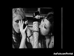 Lesbian loving with Asa, London, Sophie