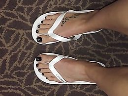 Most perfectly shaped and size feet ever! Cum tributes welcomed! Custom pictures and videos for...