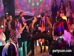 Wicked nymphos get fully crazy nude at hardcore party