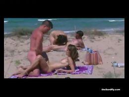 TheSandfly Beach Sex & Voy Magic!
