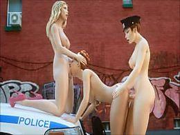 Anastasia & Eve Under Arrest! [Lord-Kvento]