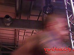 Yelena Vera y Dante X follando en el FEDA