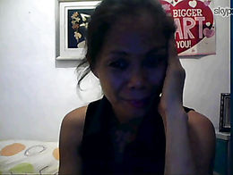 She is from the Phillipines. I meet her i an caht ad then we talk on skype.... After awhile i g...