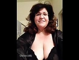 Horny older mom from northern California teasing.