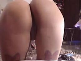 The best latin camgirl perfect ass (webcam show 18-03-2015)