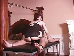 amazing foot, amazing mistress, and amazing ballbusting