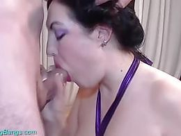 big breast german milf in a wild foot fetish gangbang fuck party orgy