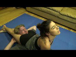 Nikki relaxing headscissors