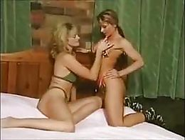 Lesbians doing it in fast motion