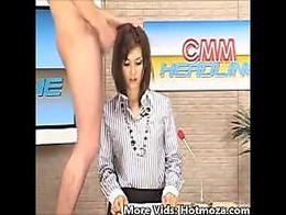 Hotmoza.com - Maria Ozawa gets her chance to shine on Bukkake TV