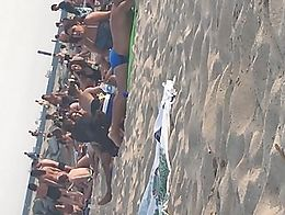 2017 Nudiste Barcelona