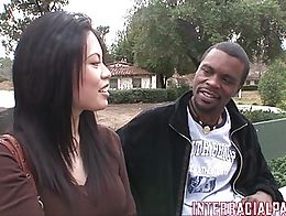The Abominable Blackman goes to school and meets Sasha, a hot Asian with a nice rack who just c...