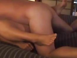 Creampied while he was at work