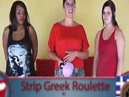 LostBets - 506P - Strip Greek Roulette with AngieJo, Cora Jennie
