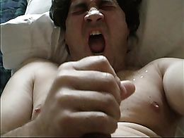 Cumming in my Own Face & Mouth Compilation