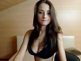 Petite Skinny 18yo Brunette Teen Masturbating On Cam FREEGIRLCAM.TK