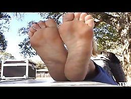 Tampa Girl Feet