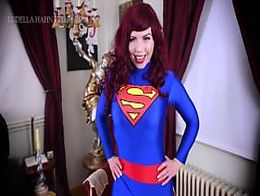 Ludella Hahn: Superheroine Serum