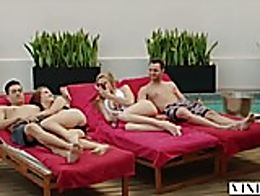 Kendra and Xander grab this opportunity with both hands they cant waste any time while their pa...